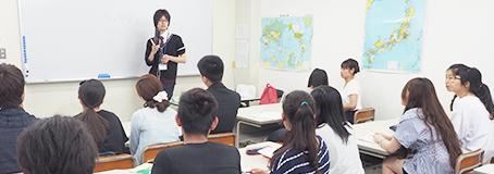 すずに教壇に立つための、教案指導と教育実習