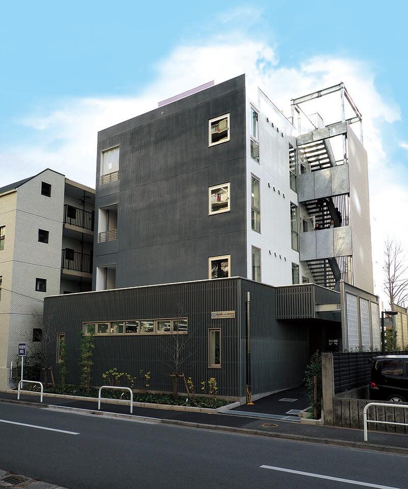 日本国際工科専門学校6号館